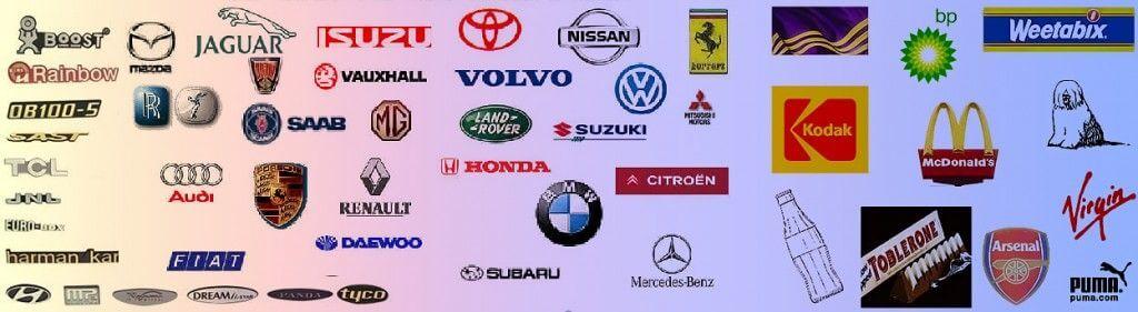 Trade Mark & Service Mark Logos