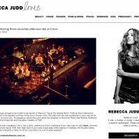 Home Page - Rebecca Judd Loves