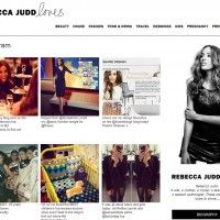 Instagram Gallery Page - Rebecca Judd Loves