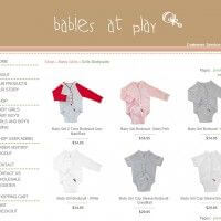 Shop Grid View Page - Babies at Play