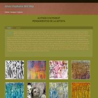 Bell May Art - A WordPress Artist Website - Manifesto