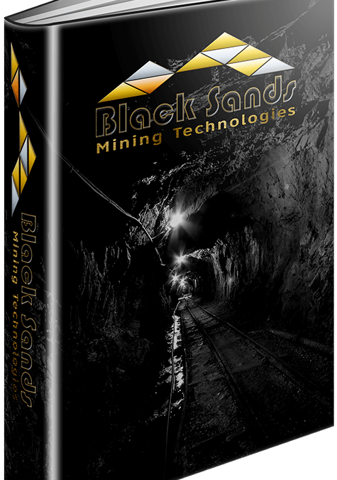 Black Sands Book Mockup