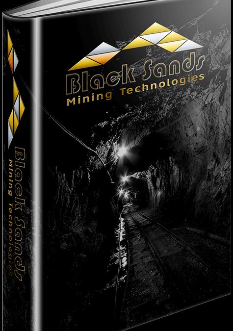 Black Sands Book Mockup