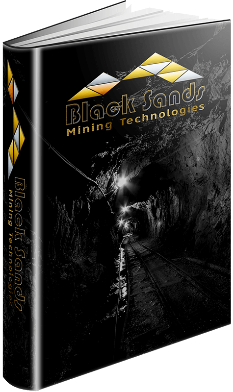Black Sands Logo Book