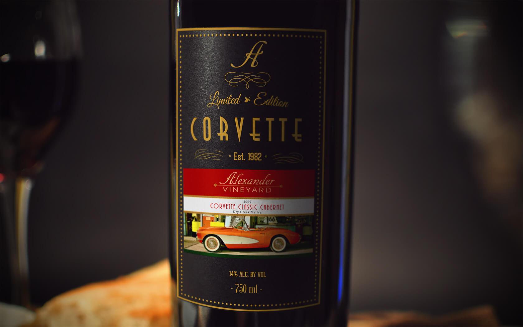 Corvette Cabernet