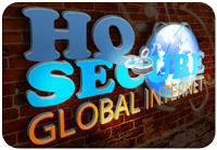 HQ Secure Global Internet