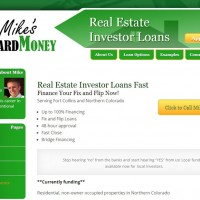 Mike's Hard Money - Home Page