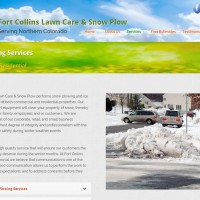 NoCo Cutting Edge Services - Snow Removal