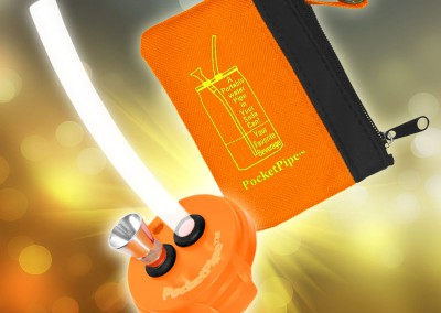 Products PocketPipe Kit Complete Orange